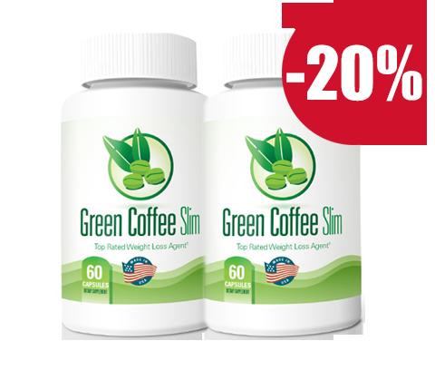 combo thuốc giảm cân Green coffee slim