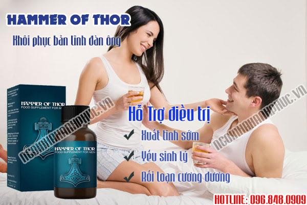 giọt hammer of thor