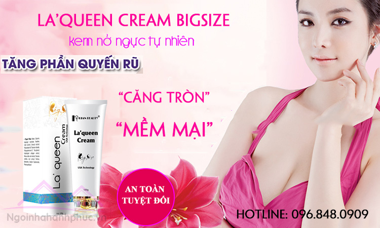 Korian Beauty La'Queen Cream Bigsize 2