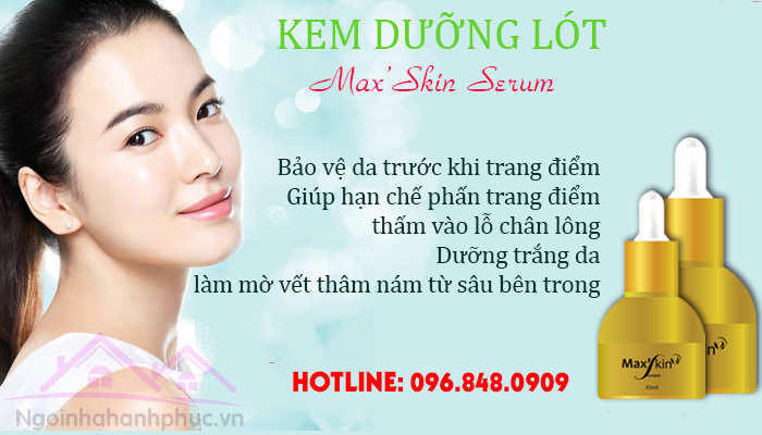 Serum collagen dưỡng da mặt Korian Beauty Max'skin Serum