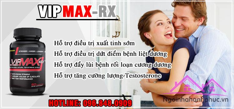 sản phẩm Vipmax RX